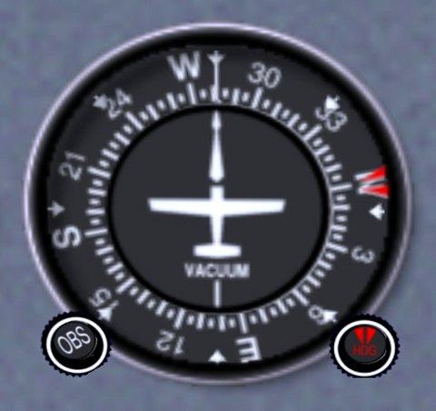 steuern nach kompass lernen